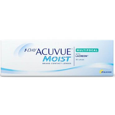 1-day Acuvue Moist Multifocal (30) contact lenses from www.interlenses.co.uk