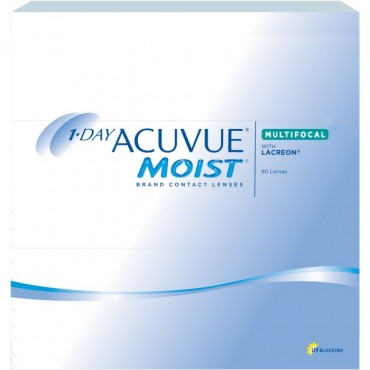 1-day Acuvue Moist Multifocal (90) contact lenses from www.interlenses.co.uk