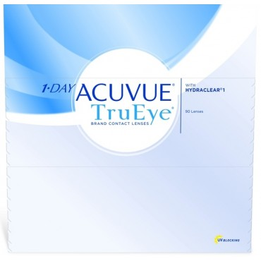 1-day Acuvue TruEye (90) contact lenses from www.interlenses.co.uk