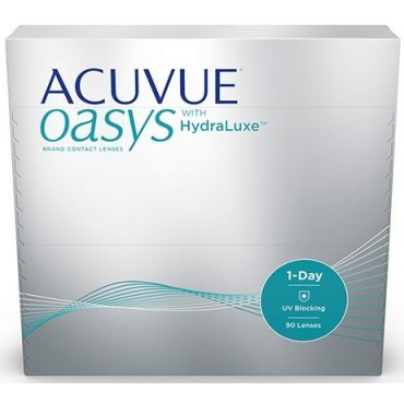 Acuvue Oasys 1-Day (90) contact lenses from www.interlenses.co.uk