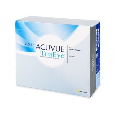 1-day Acuvue TruEye (180) contact lenses from www.interlenses.co.uk