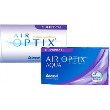Air Optix Aqua Multifocal (3) contact lenses from www.interlenses.co.uk