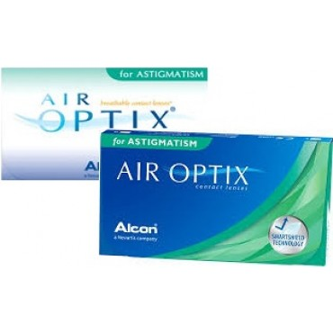 Air Optix for Astigmatism (6) contact lenses from www.interlenses.co.uk