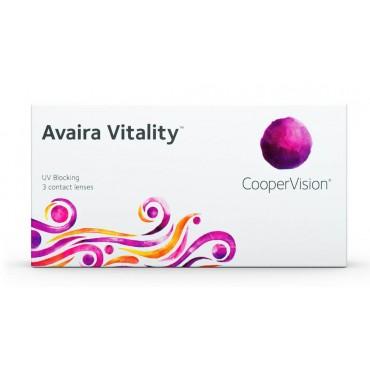 Avaira Vitality (3) contact lenses from www.interlenses.co.uk