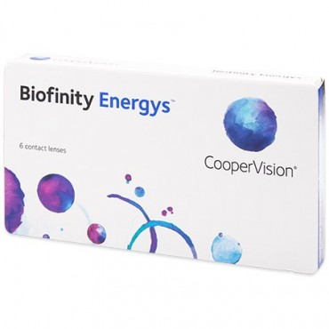 Biofinity Energys (3) contact lenses from www.interlenses.co.uk
