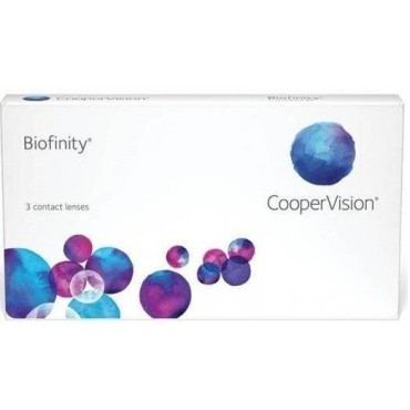 Biofinity Toric (3) contact lenses from www.interlenses.co.uk