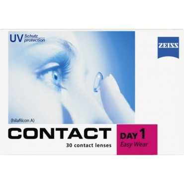 Contact Day 1 day easy wear (30) contact lenses from www.interlenses.co.uk