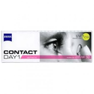 Contact Day 1 (32-pack) contact lenses from www.interlenses.co.uk