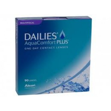 Dailies AquaComfort Plus Multifocal (90) contact lenses from www.interlenses.co.uk