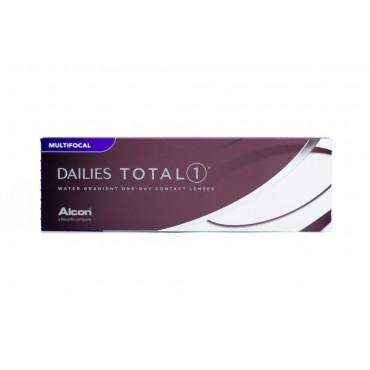 Dailies Total 1 Multifocal (30) contact lenses from www.interlenses.co.uk