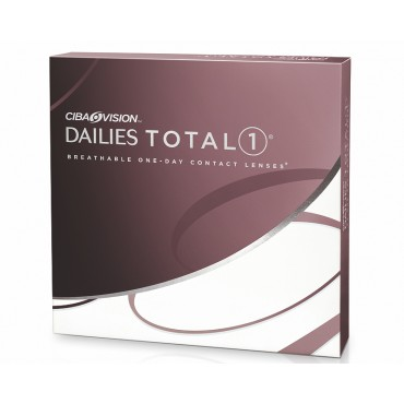 Dailies Total 1 (90) contact lenses from www.interlenses.co.uk