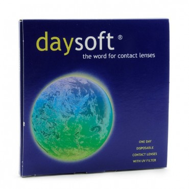 DaySoft (32) contact lenses from www.interlenses.co.uk