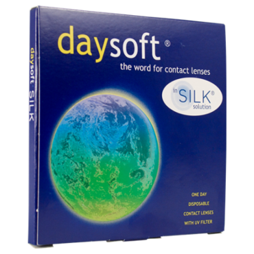 DaySoft Silk (32) contact lenses from www.interlenses.co.uk