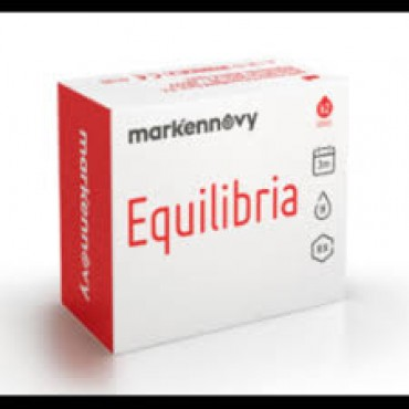 Ennovy Equilibria Toric (custom)(2) contact lenses from www.interlenses.co.uk