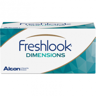 Freshlook Dimensions (2) contact lenses from www.interlenses.co.uk