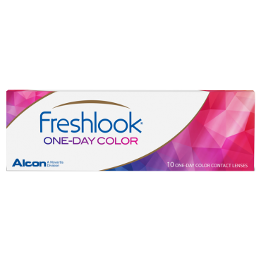 Freshlook One-Day Colors (10) contact lenses from www.interlenses.co.uk