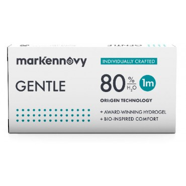 Gentle 80 (1) contact lenses from www.interlenses.co.uk