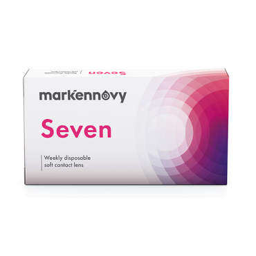 Markennovy Seven (12) contact lenses from www.interlenses.co.uk