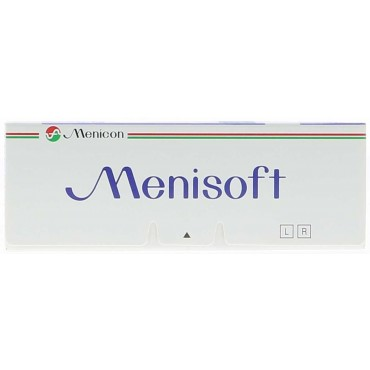 Menisoft (3) contact lenses from www.interlenses.co.uk