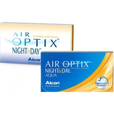 Air Optix Night and Day Aqua (6) contact lenses from www.interlenses.co.uk