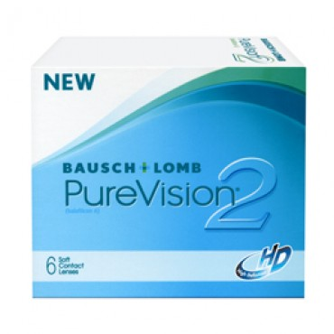 Purevision2 (6) contact lenses from www.interlenses.co.uk