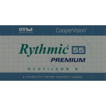 Rythmic 55 Premium UV  contact lenses from www.interlenses.co.uk