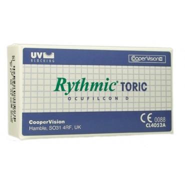 Rythmic Toric UV  contact lenses from www.interlenses.co.uk