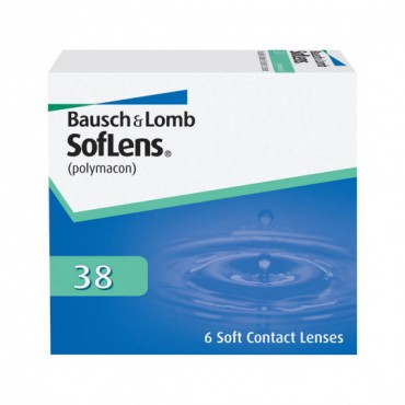 Soflens 38  contact lenses from www.interlenses.co.uk