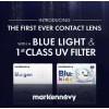 Blu:gen (6) contact lenses from www.interlenses.co.uk