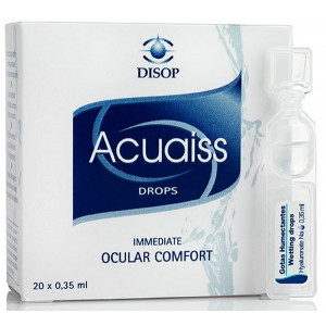 Acuaiss 20x0,35 ml eye drops