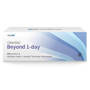 Clearday Beyond 1-Day (30) contact lenses