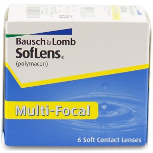 Soflens Multi-Focal 6-pack